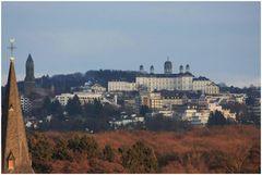 Schloss-Blick..