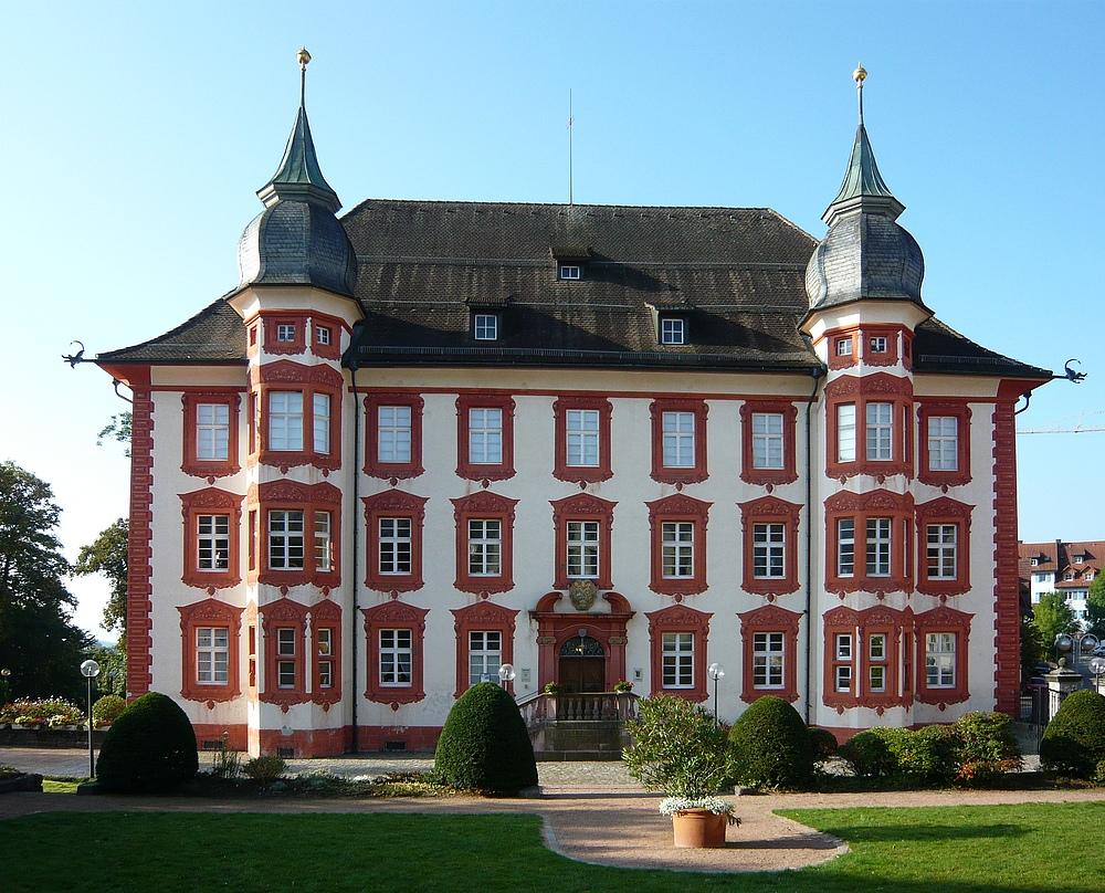 Schloss Bonndorf