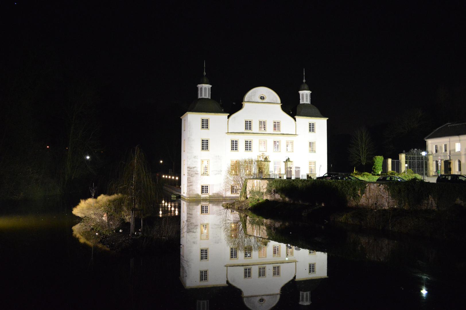 Schloss Borbeck bei Nacht 4