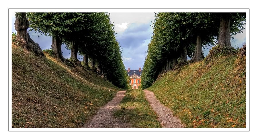 Schloss Bothmer - Festonallee
