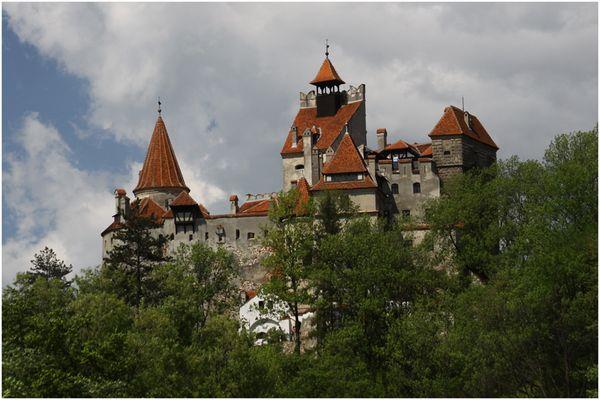 "Schloss Bran ""Dracula Castle"""