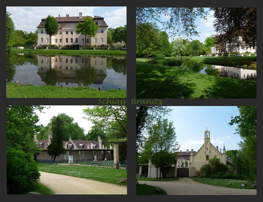 Schloss Branitz in Cottbus