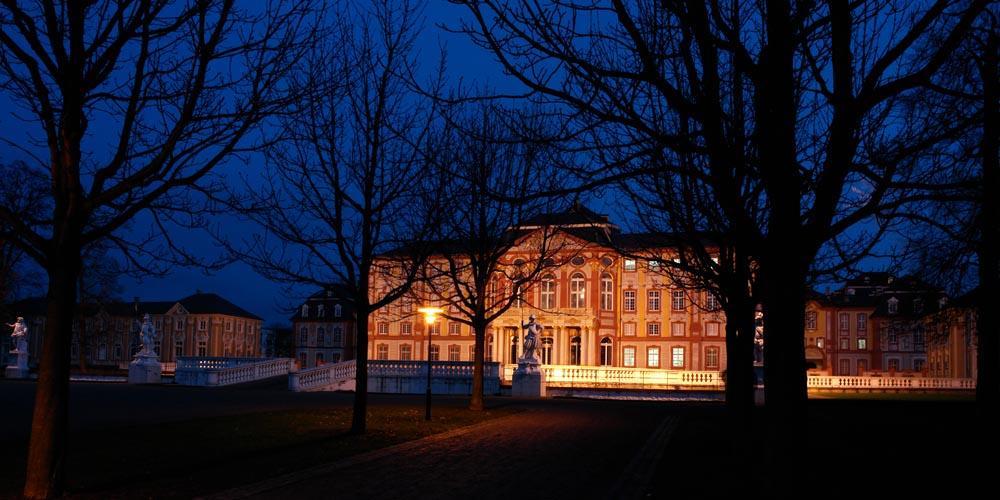 Schloss Bruchsal 2