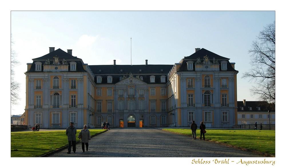 """""""Schloss Brühl"""""""
