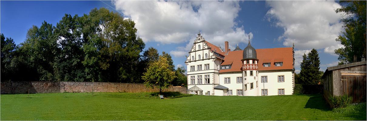 Schloss Buchenau (3)