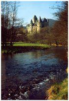 Schloss Bürresheim bei Mayen / Eifel