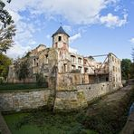 Schloss-Burg-Ruine-Harbke