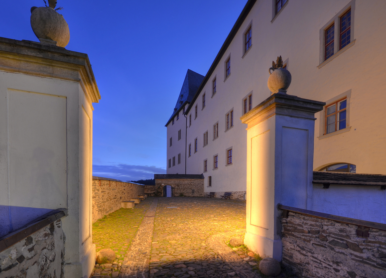 Schloss Burgk III