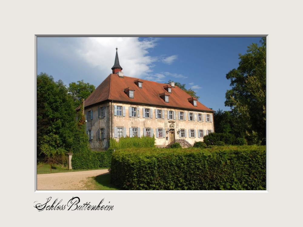Schloss Buttenheim