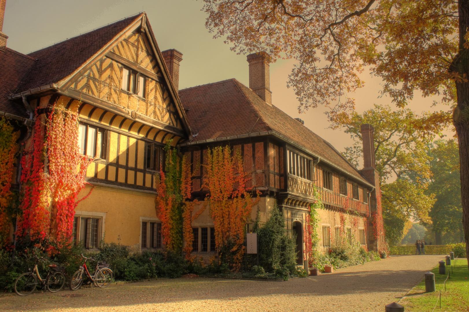 schloss cecilienhof in Potsdam