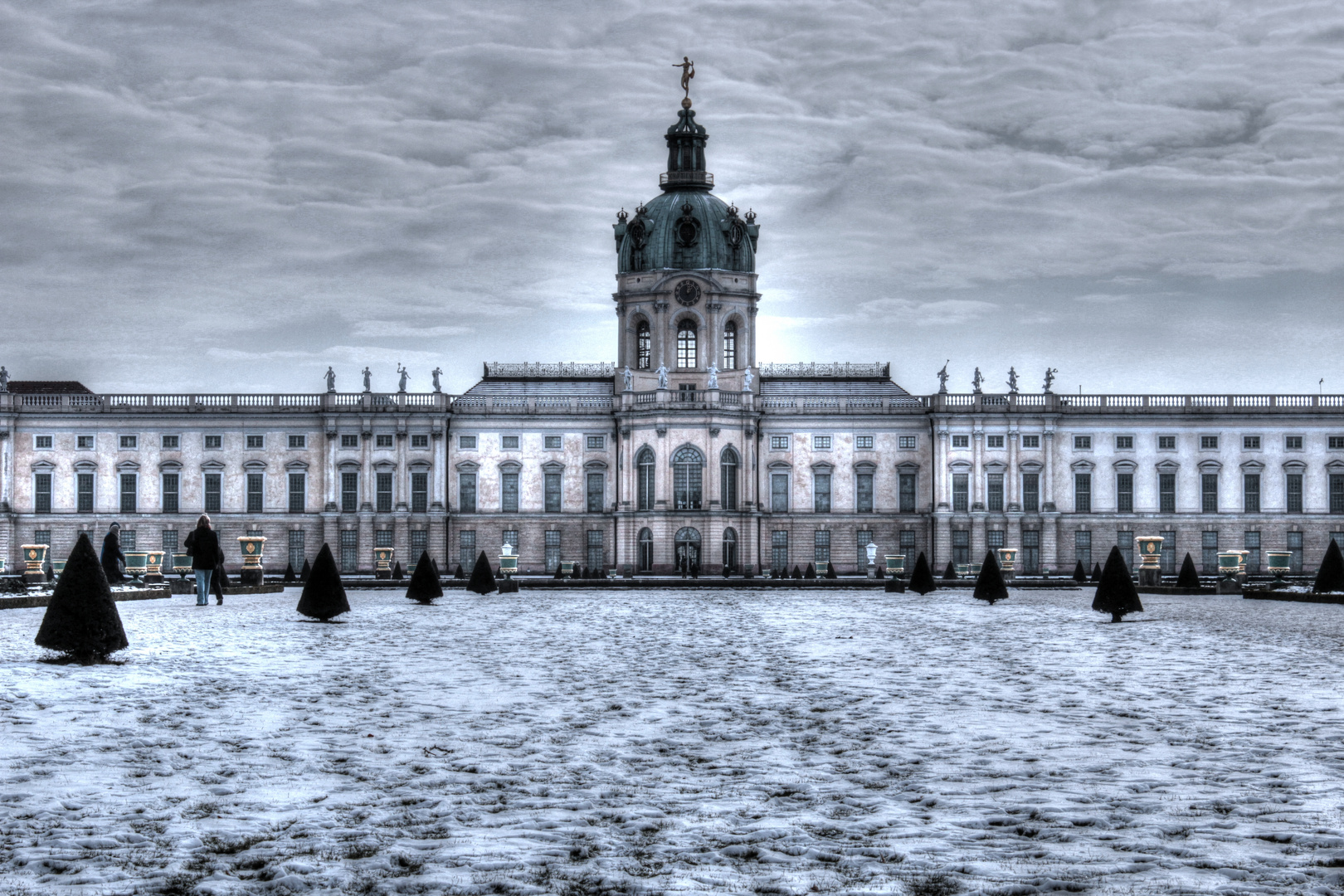 Schloss Charlottenburg 2