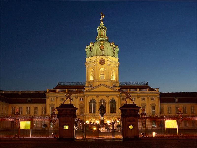 SCHLOSS CHARLOTTENBURG (Berlin) by N8