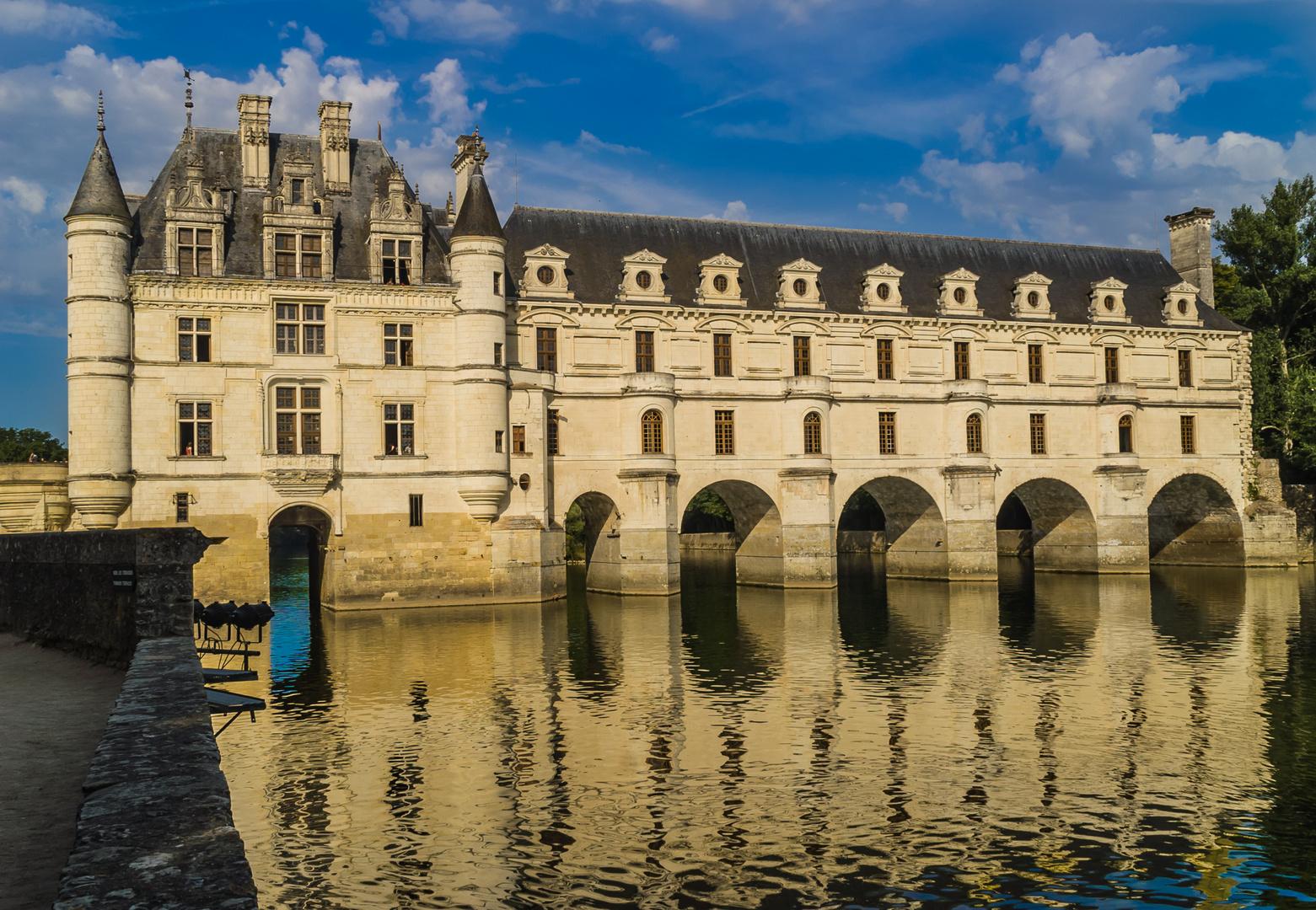 Schloss Chenonceau II - Loire/Frankreich