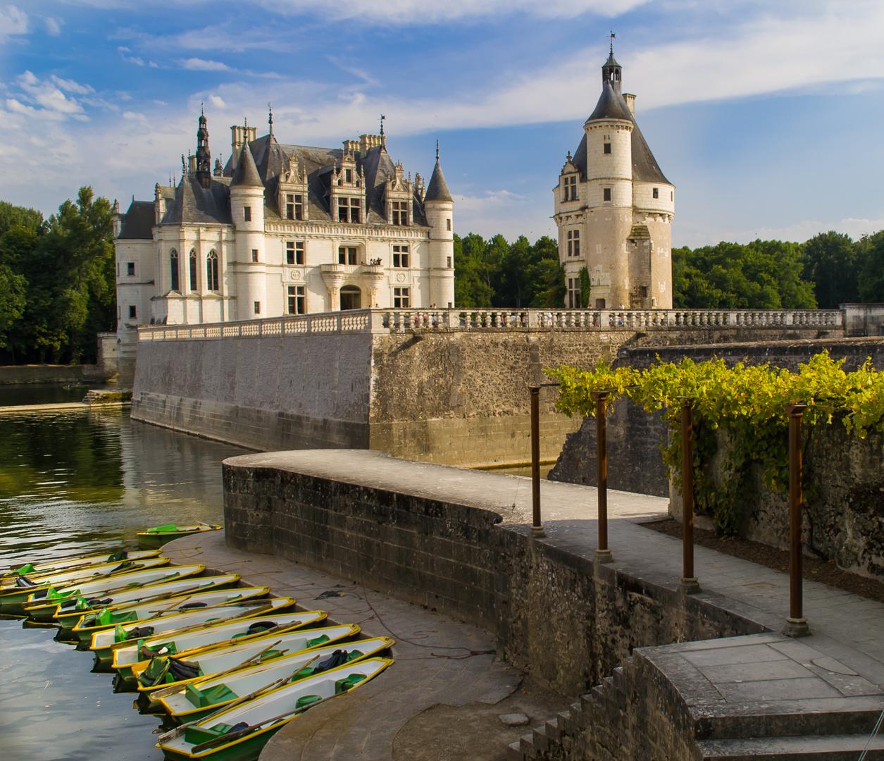 Schloss Chenonceau III - Loire/Frankreich