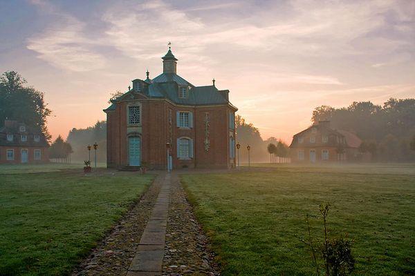 Schloss Clemenswerth, Sögel 10