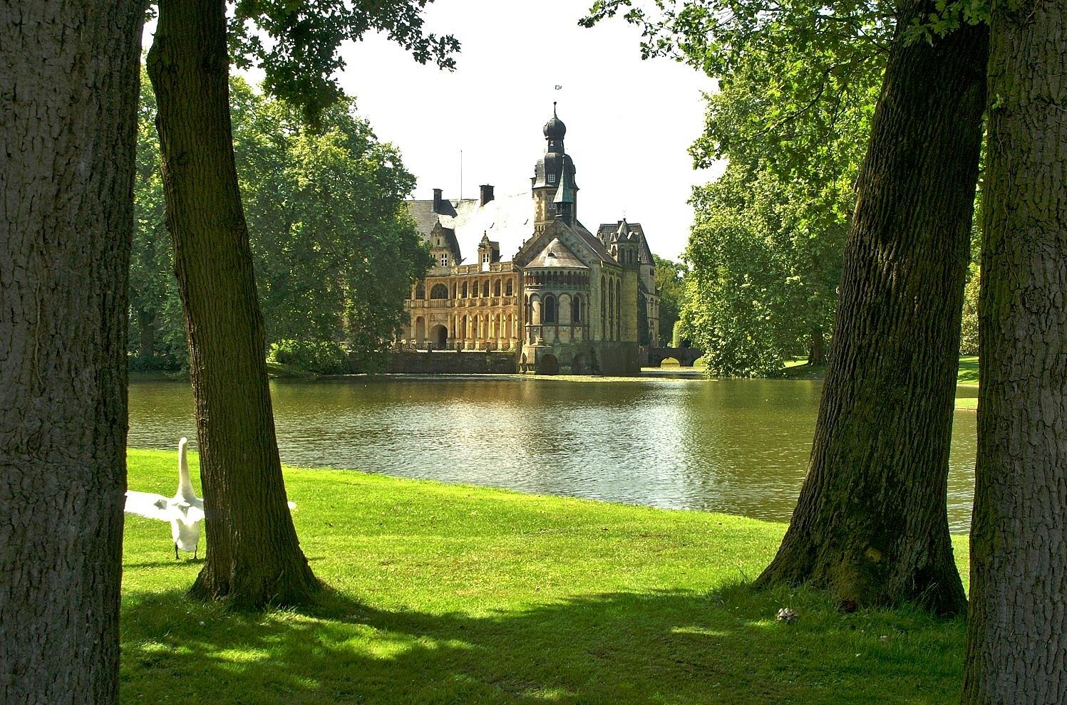 Schloss  Darfeld in Rosendahl