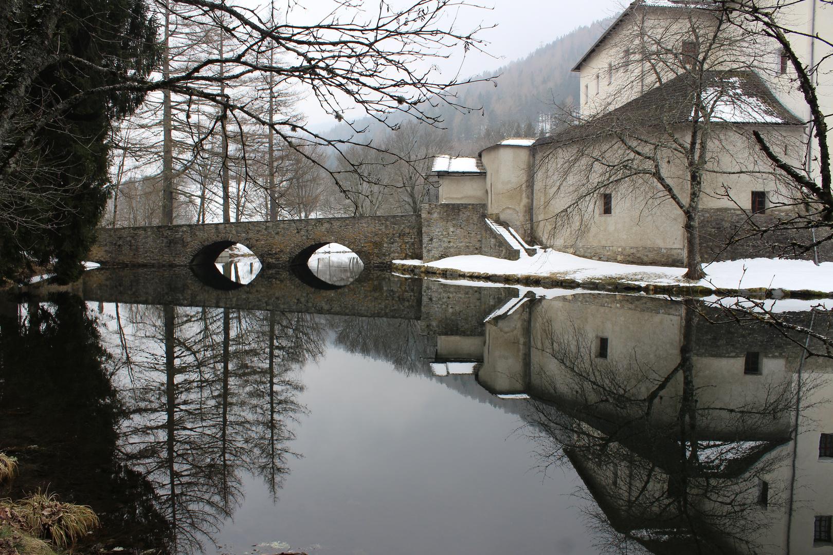 Schloss Dornbach in Gmünd (Österreich)