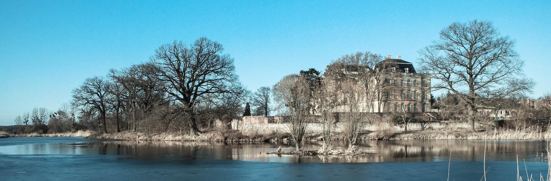 Schloss Dornburg an der Elbe