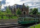 Schloß Drachenburg / Torburg / Drachenfelsbahn