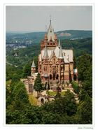 """""""Schloss Drachenburg ... von fern"""""""