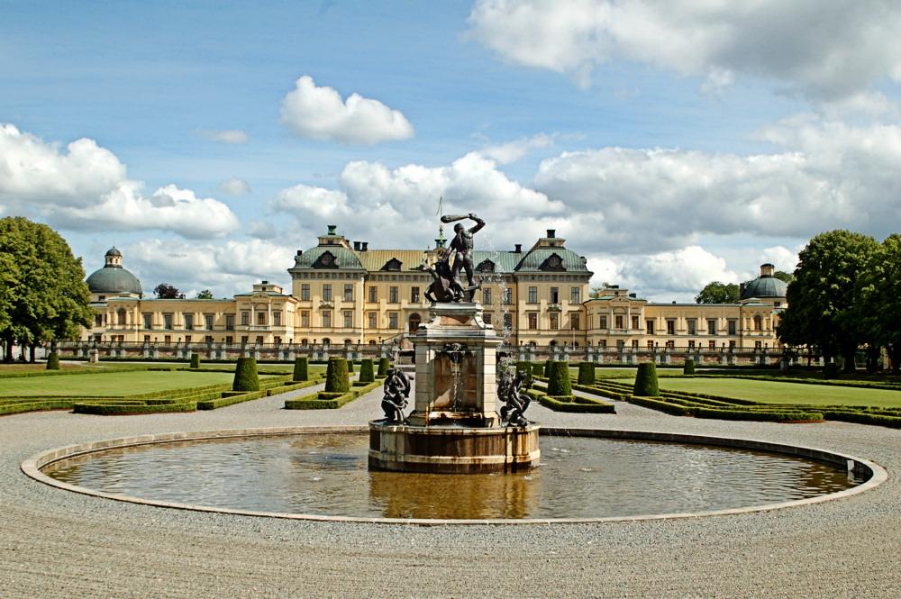 Schloß Drottningholm,