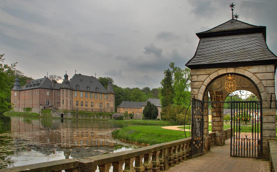 Schloss Dyck 2