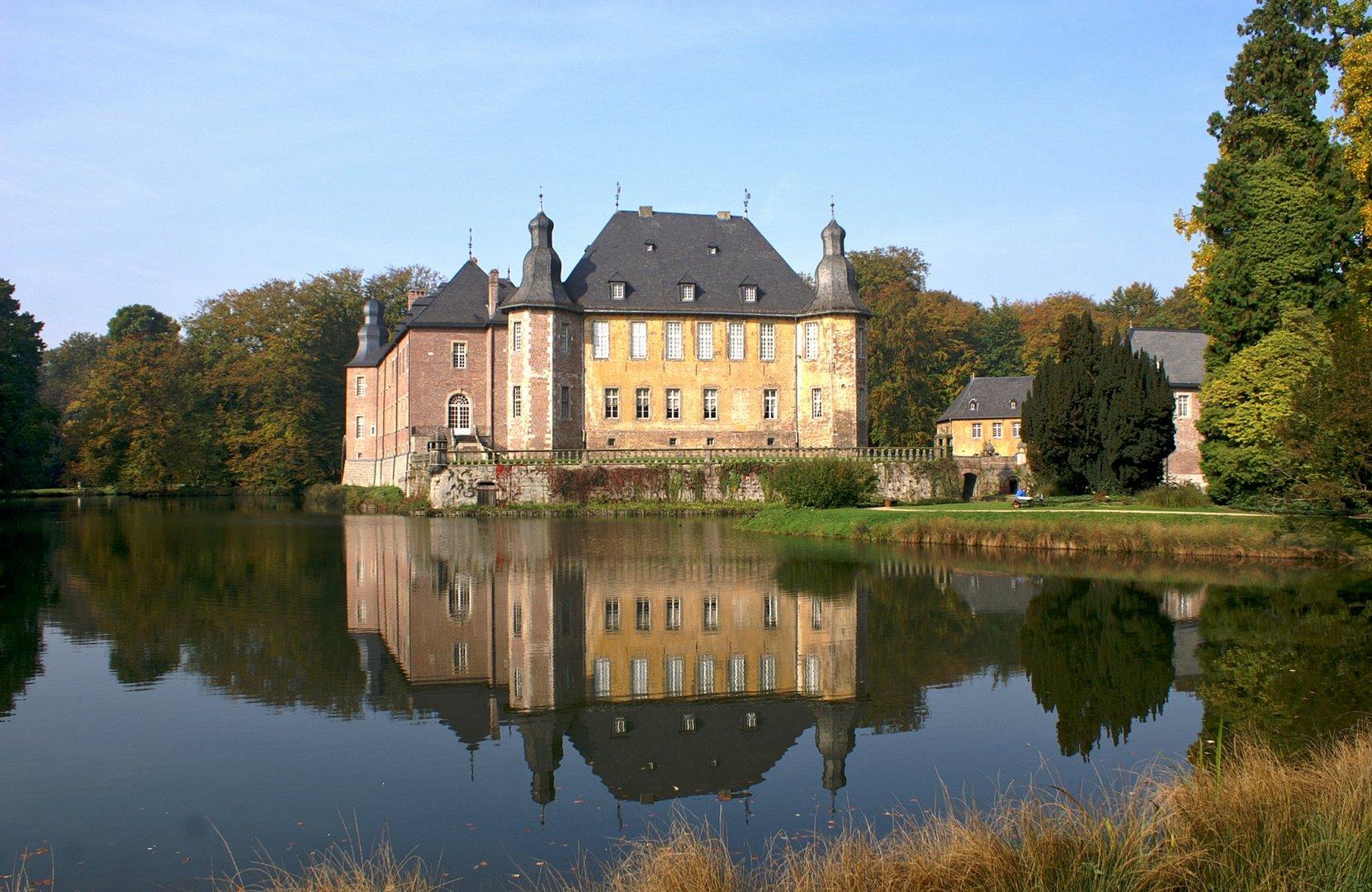 Schloss Dyck...