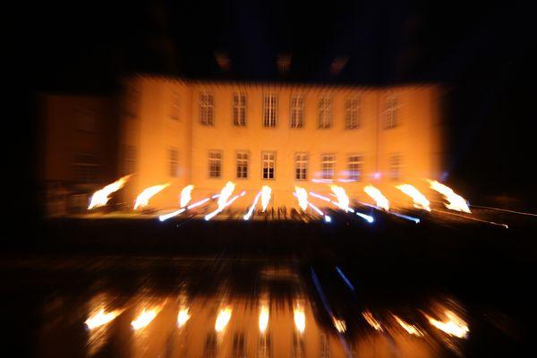 Schloss Dyck, Illumina 2011