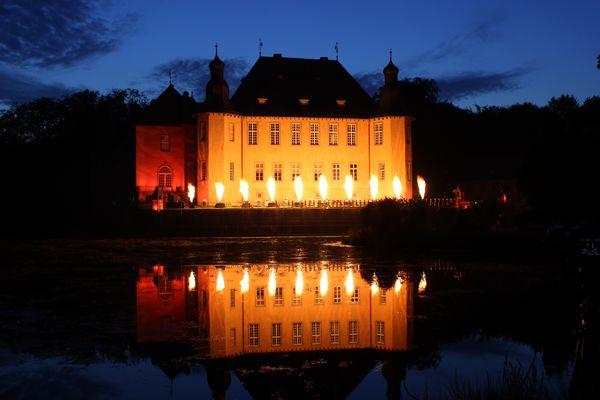 Schloss Dyck, Ilumina 2011