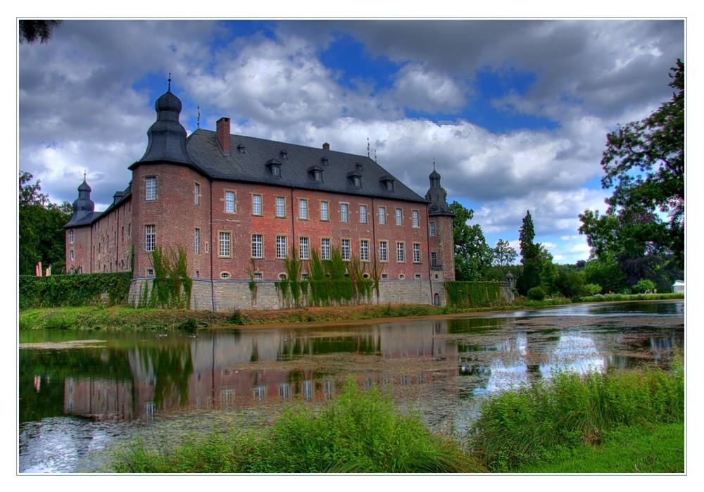 Schloss Dyck Jüchen (1)