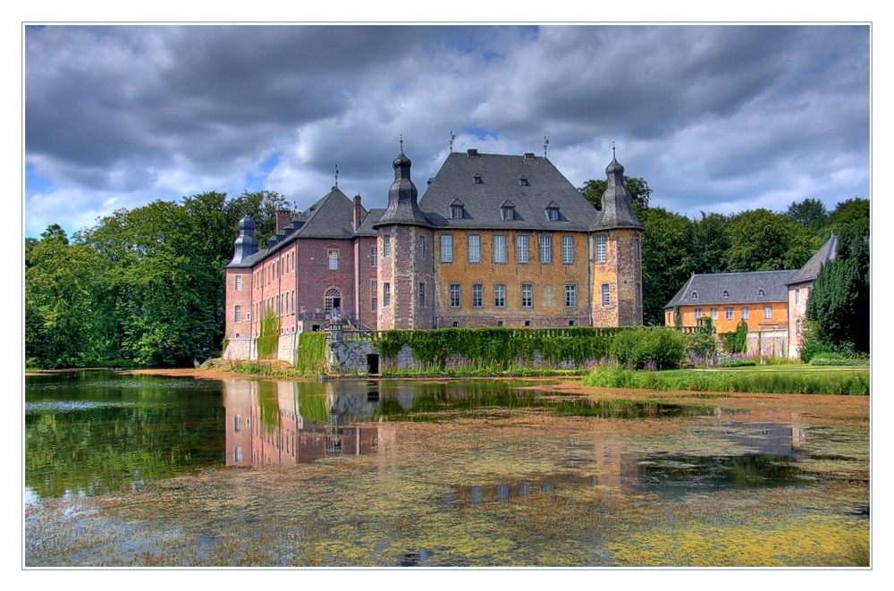 Schloss Dyck Jüchen (3)