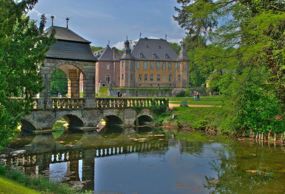 Schloss Dyck, Jüchen