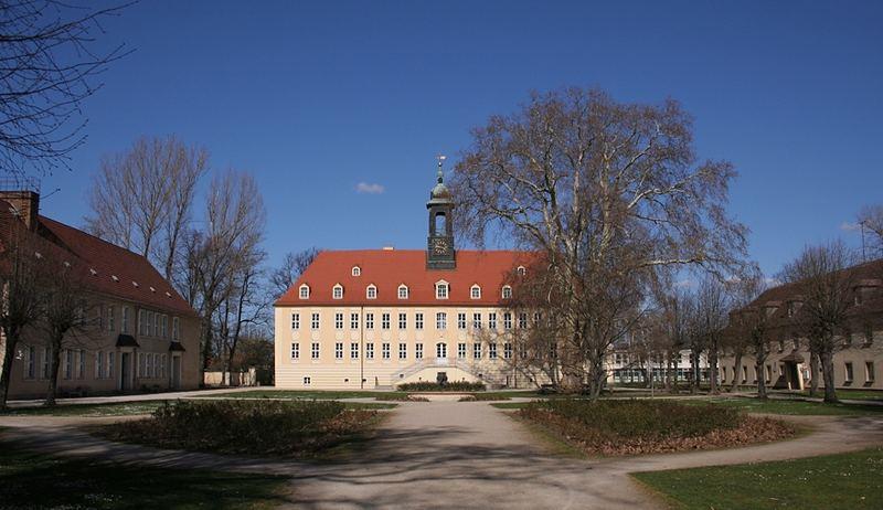 Schloss Elsterwerda