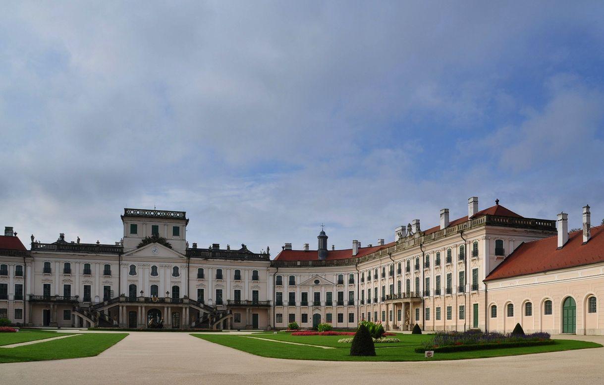 Schloss Esterhazy 2