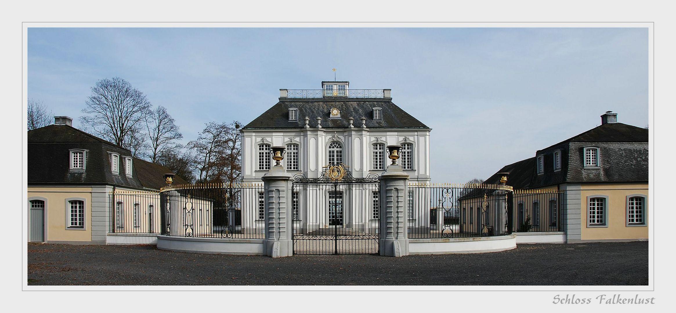 """""""Schloss Falkenlust"""""""