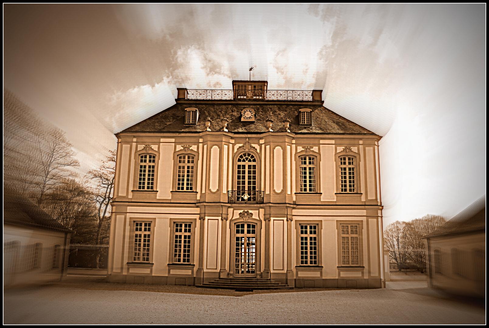Schloss Falkenlust (oder so)