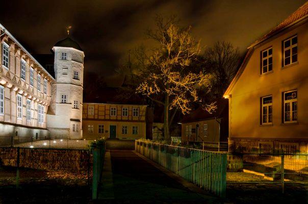 Schloss Fallersleben (Unfall)