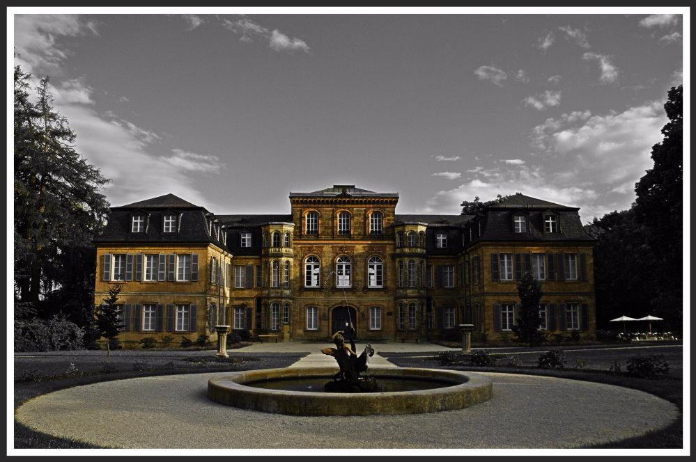 Schloss Fantasie, Bayreuth HDR-Test