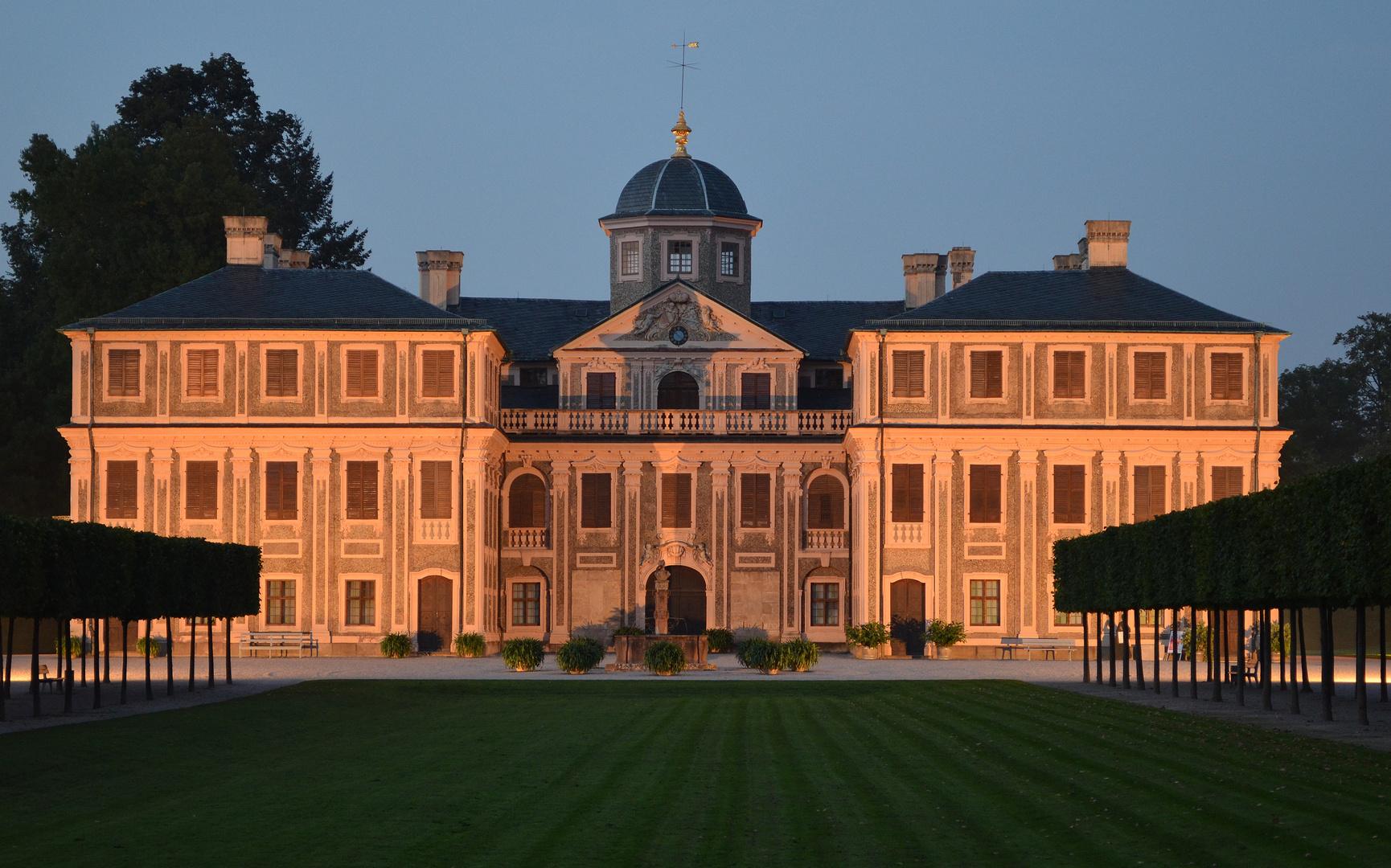 Schloss Favorite bei Rastatt