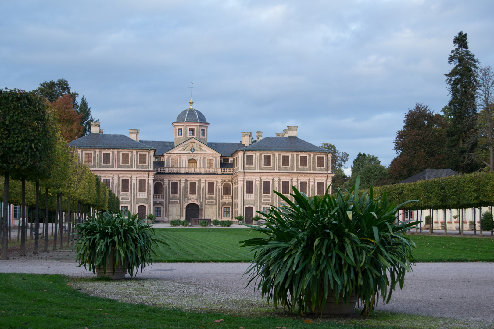Schloss Favorite in Rastatt