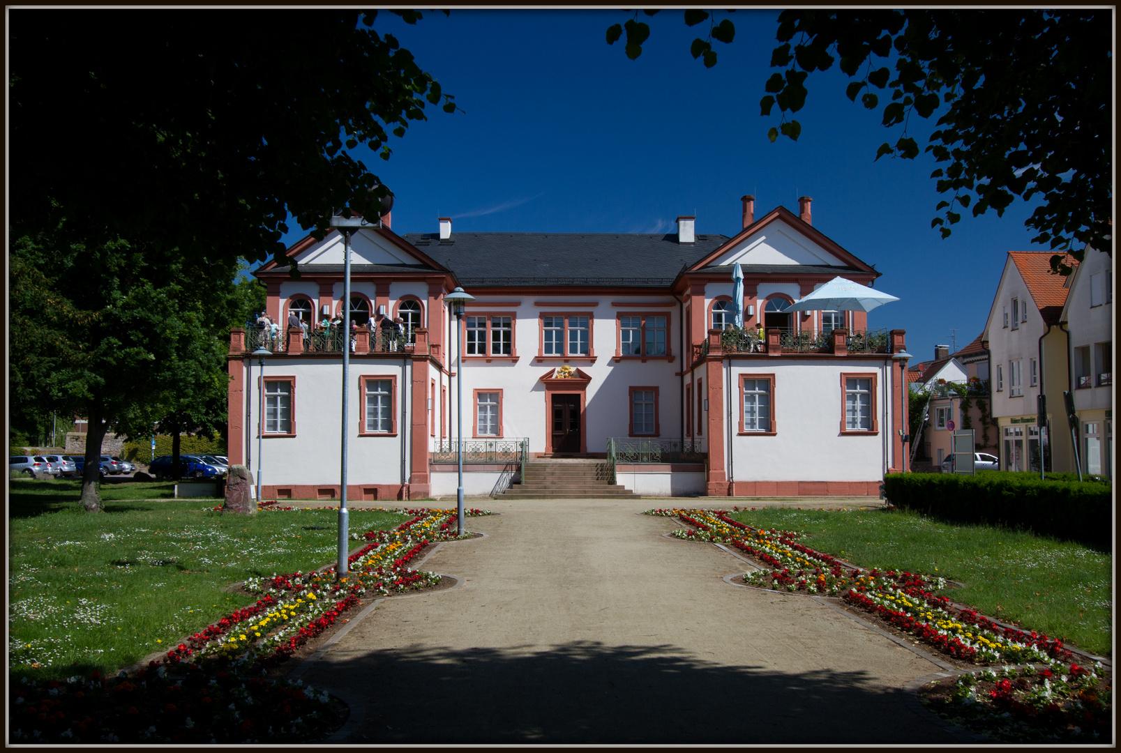 Schloß Fechenbach, Dieburg