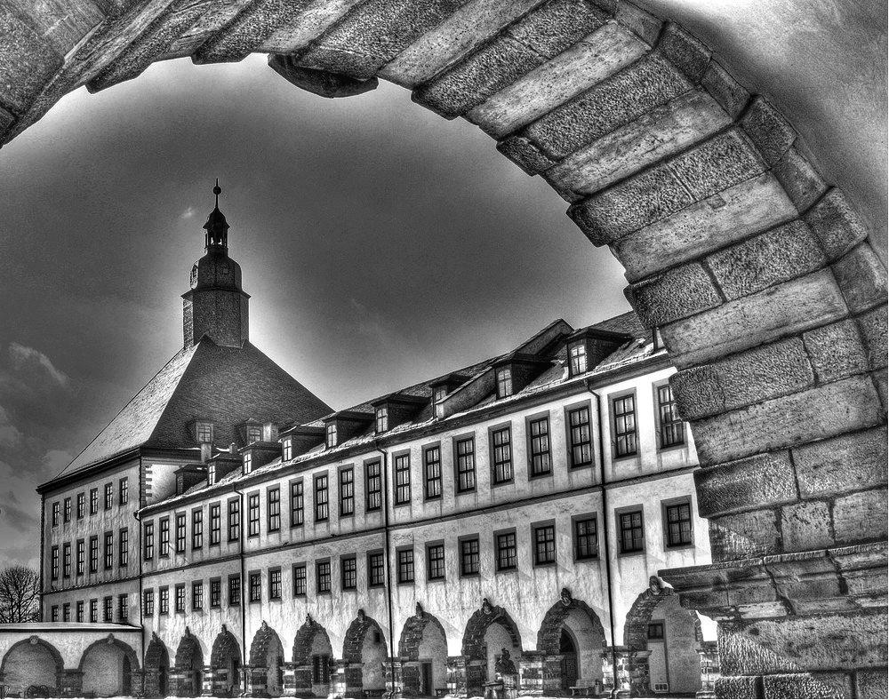 Schloss Friedenstein -Gotha II