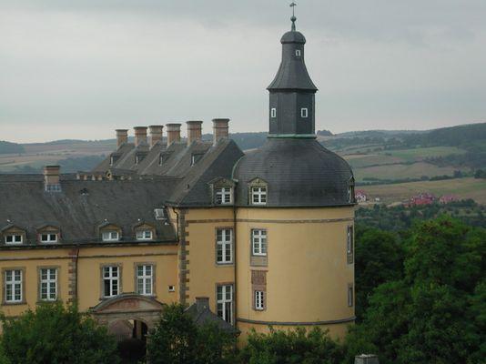 Schloß Friedrichstein, Altwildungen