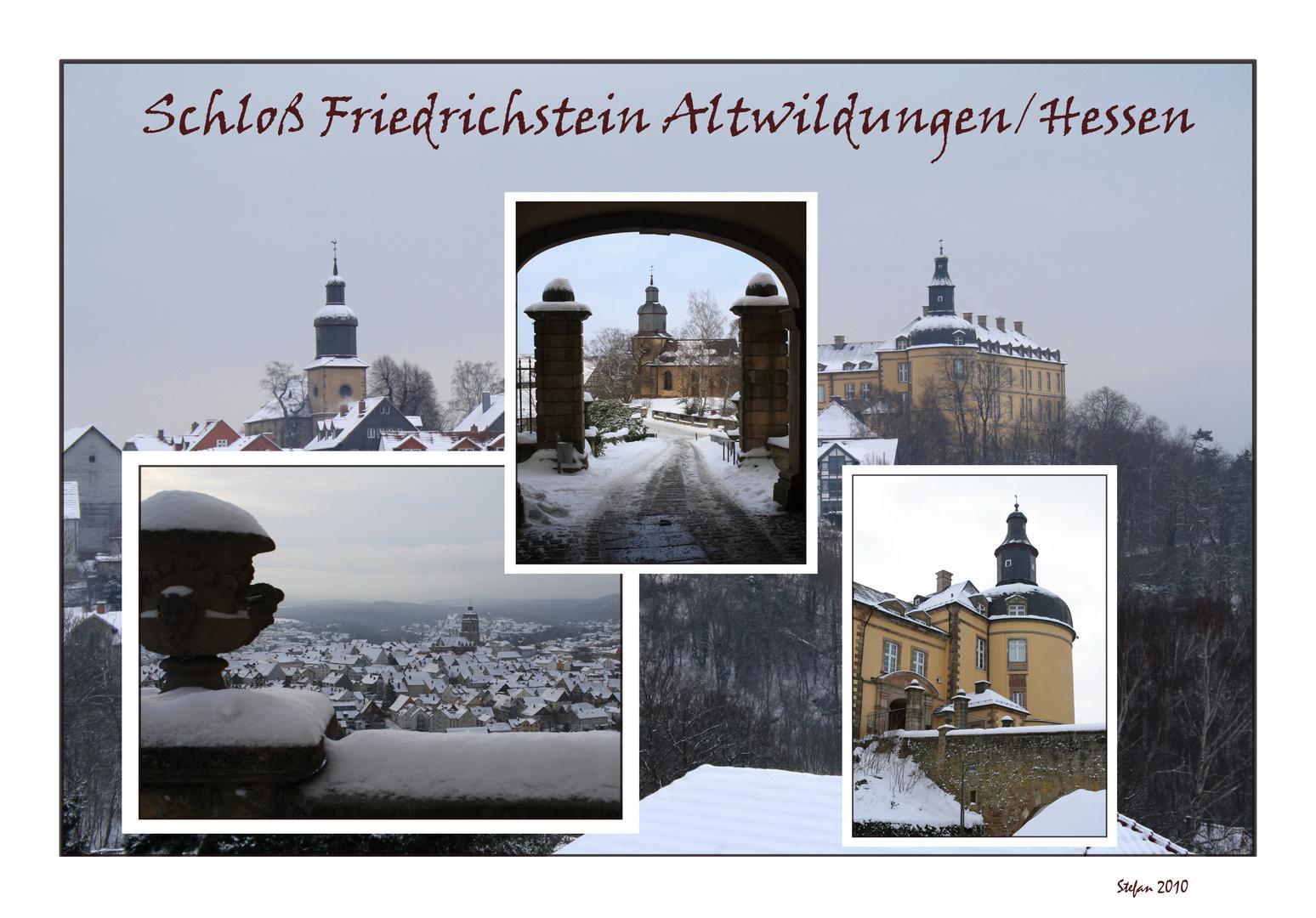 Schloß Friedrichstein