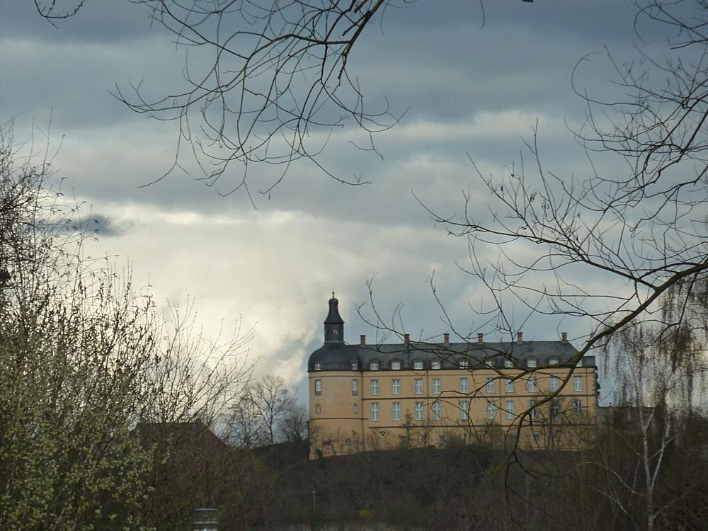 Schloß Friedrichstein...Bad Wildungen
