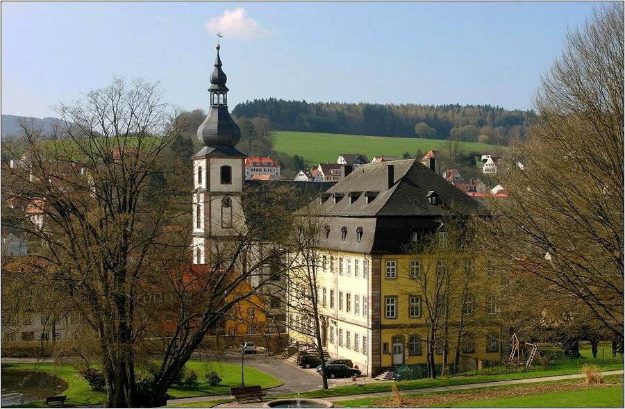 Schloss Gersfeld
