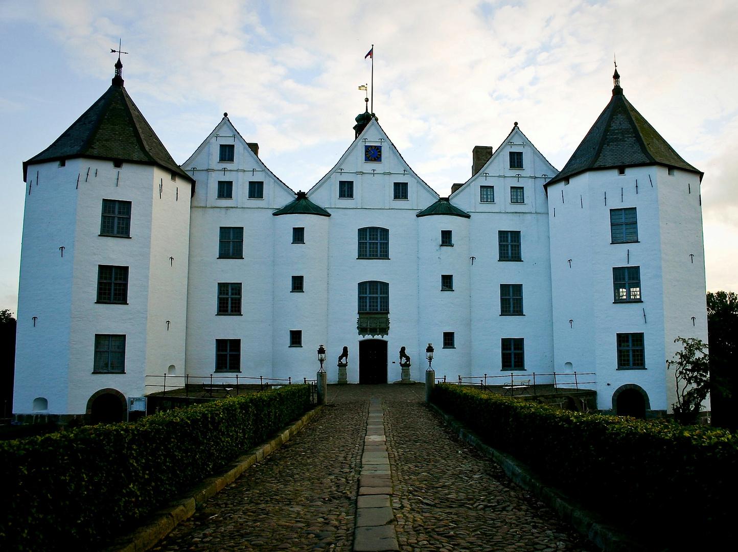 Schloss Glücksburg .....
