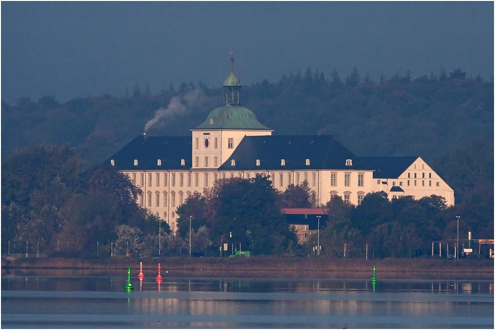 Schloss Gottorf zur blauen Stunde