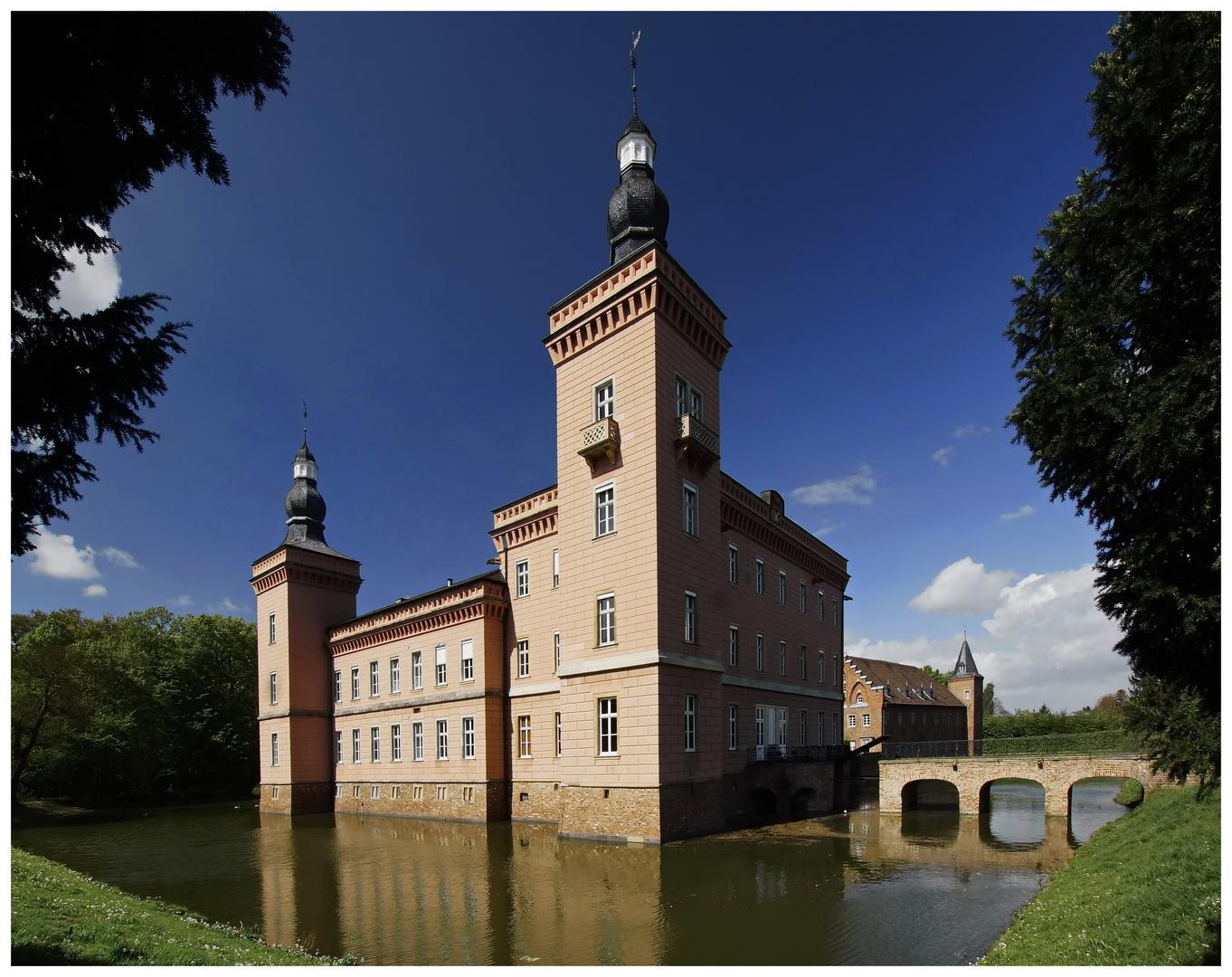 Schloss Gracht - 2