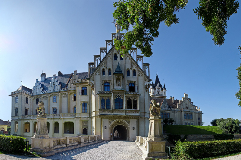 Schloß Grafenegg
